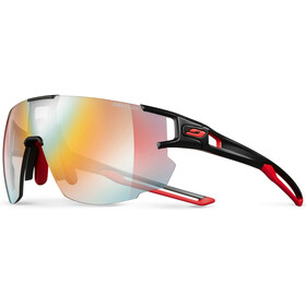 Julbo Aerospeed Zebra Light Fire Sunglasses Black/Red/Red-Multilayer Red